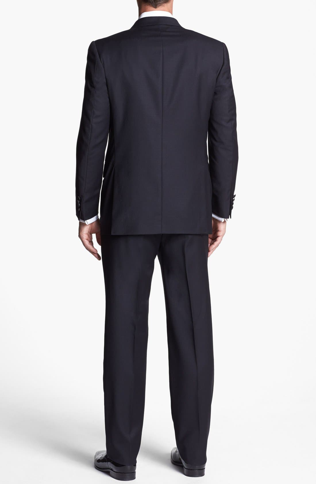 Alternate Image 3  - Joseph Abboud Classic Fit Tuxedo