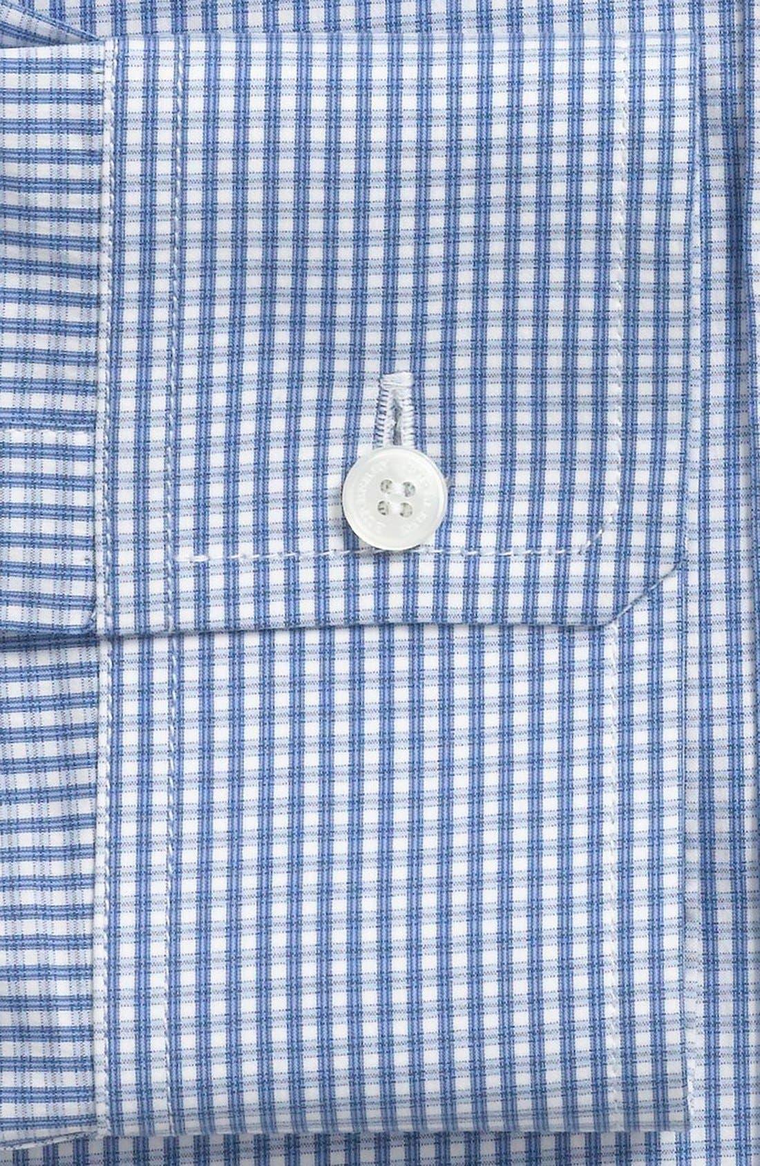 Alternate Image 2  - Burberry London Check Tailored Fit Dress Shirt