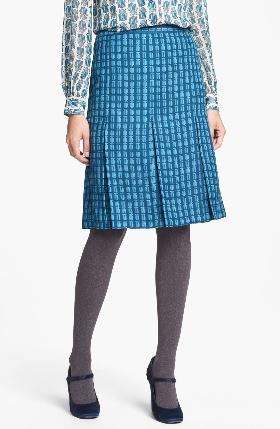 Alternate Image 1 Selected - Tory Burch 'Leigh' Skirt