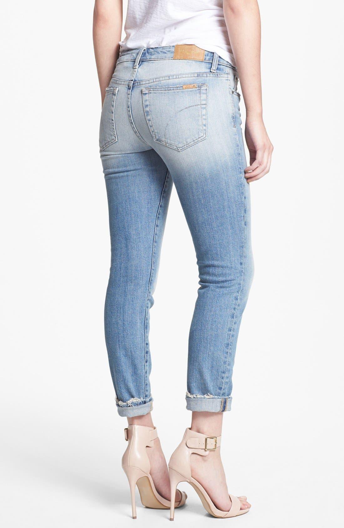Alternate Image 2  - Joe's Skinny Ankle Jeans (Gwyneth)