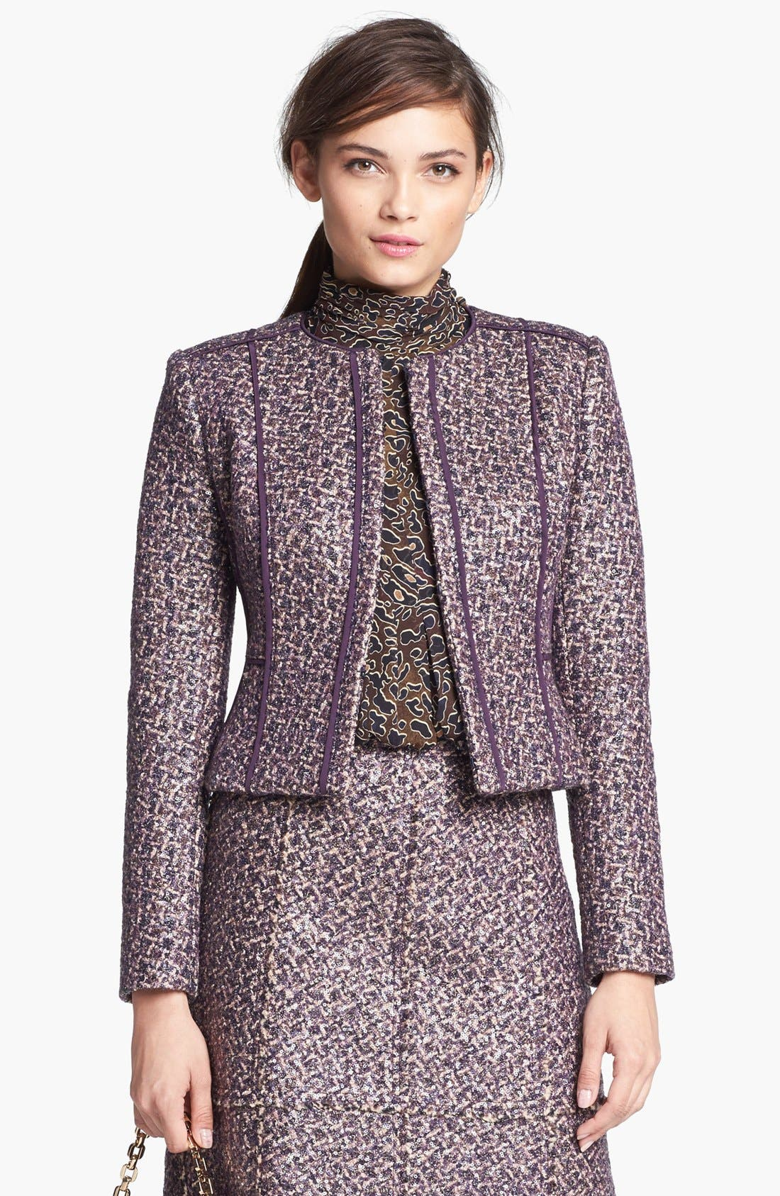 Alternate Image 1 Selected - Tory Burch 'Kennedy' Jacket