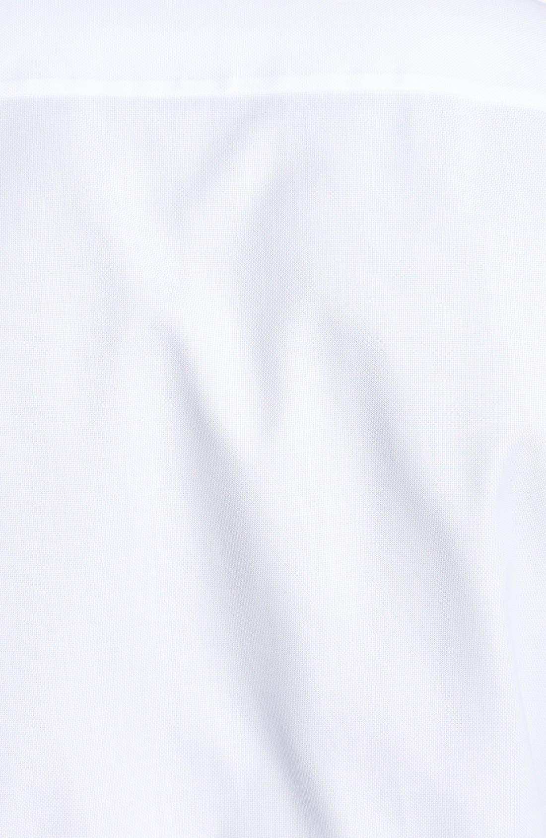 Alternate Image 3  - Z Zegna Slim Fit Oxford Shirt