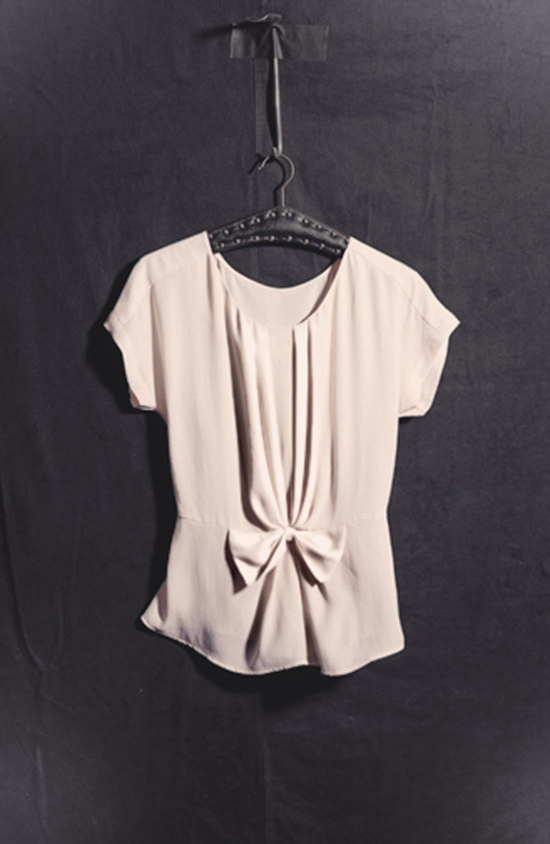 Alternate Image 4  - Bellatrix Bow Detail Blouse