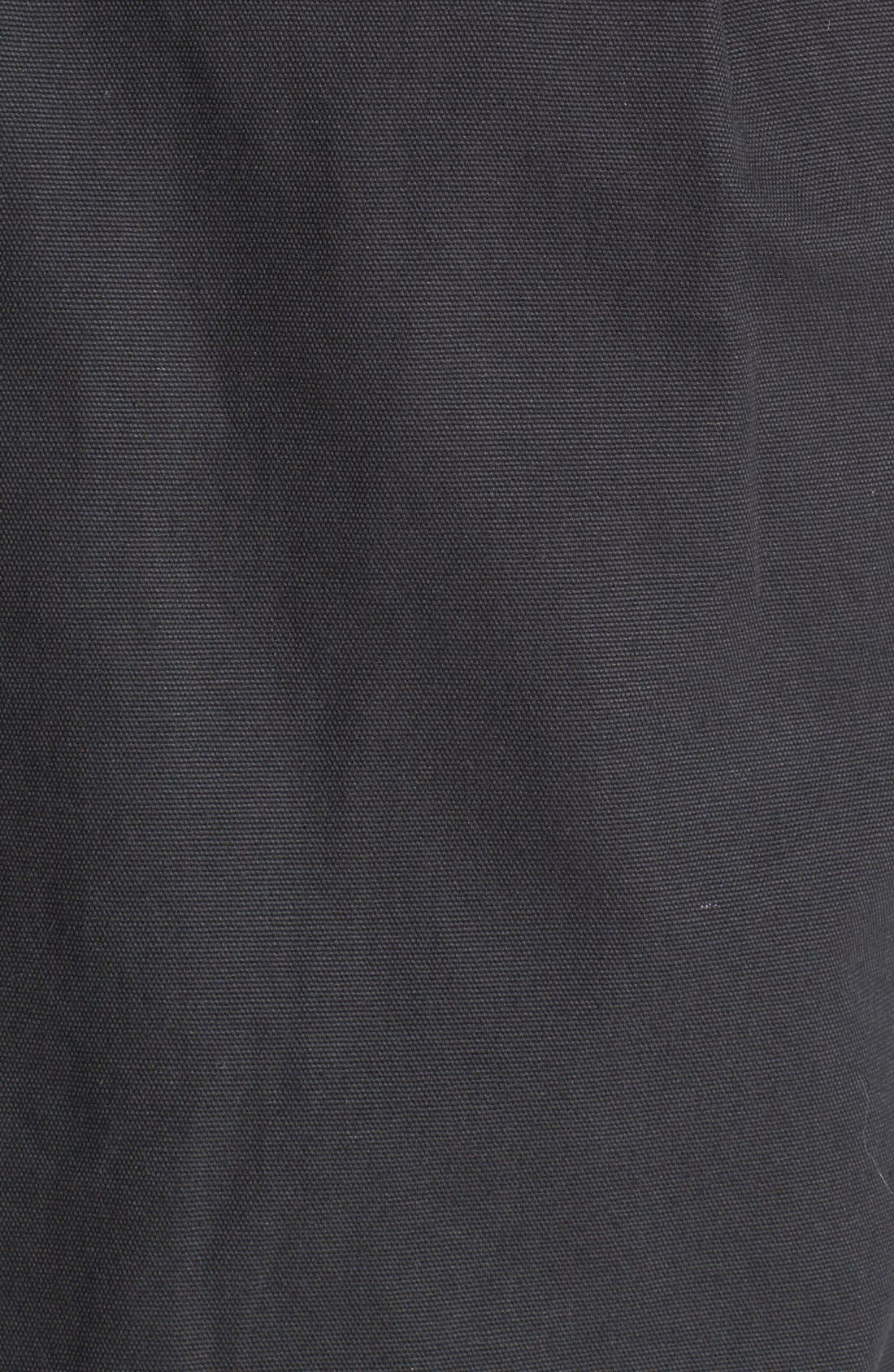 Alternate Image 3  - Vans 'Lismore' Canvas Cotton Hooded Jacket