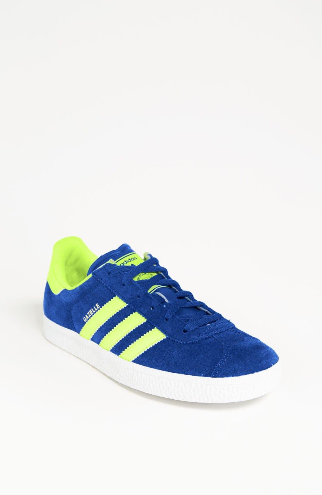 Alternate Image 1 Selected - adidas 'Gazelle' Sneaker (Big Kid)