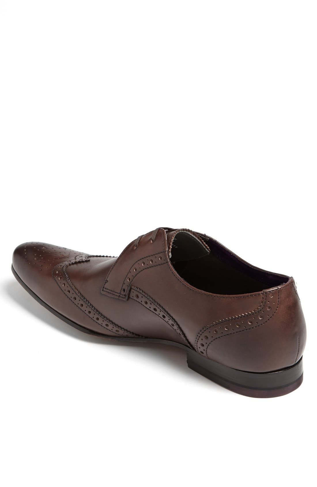 Alternate Image 2  - Ted Baker London 'Nenoi' Wingtip