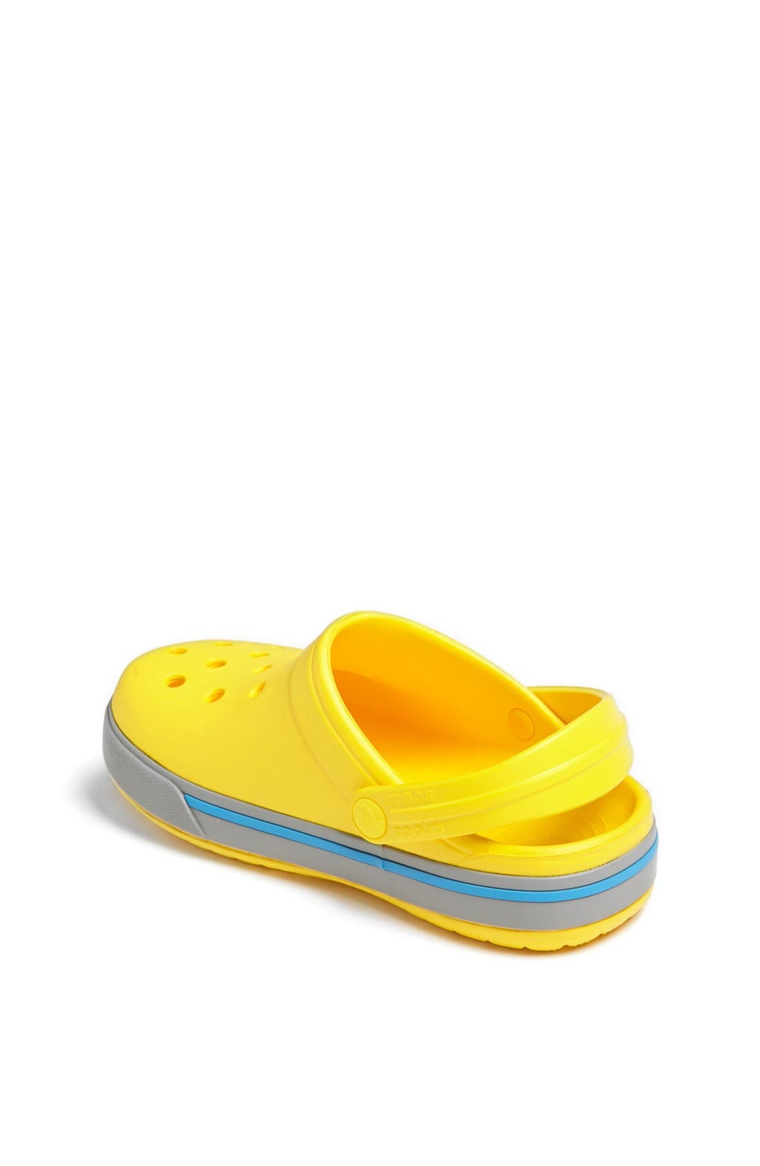 Alternate Image 2  - CROCS™ 'Crocband II.5' Slip-On (Walker, Toddler & Little Kid)