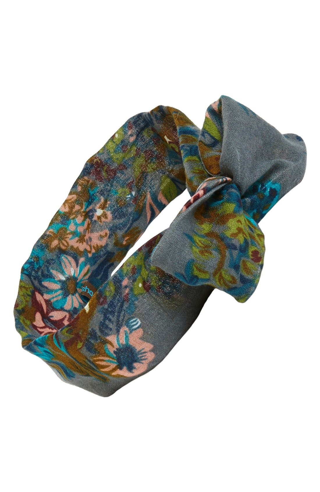 Alternate Image 1 Selected - Tasha Floral Print Wire Head Wrap