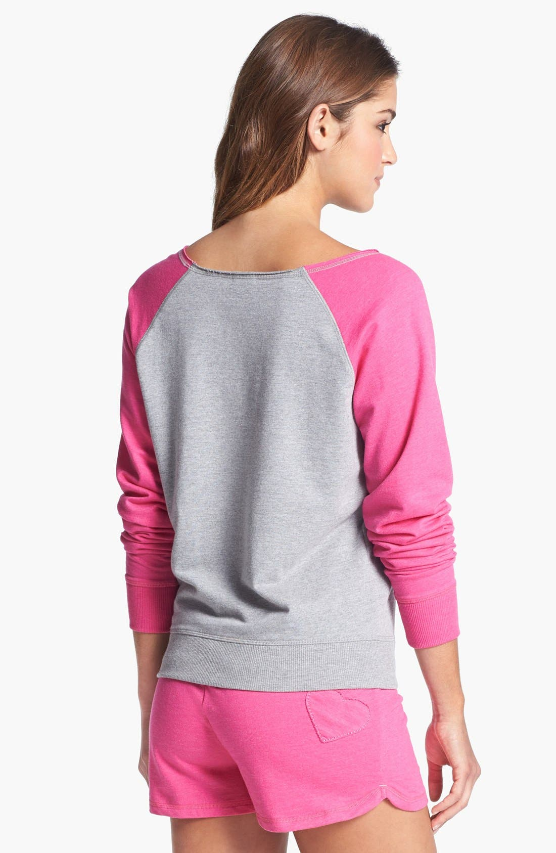 Alternate Image 2  - COZY ZOE 'Dorm Room' Sweatshirt
