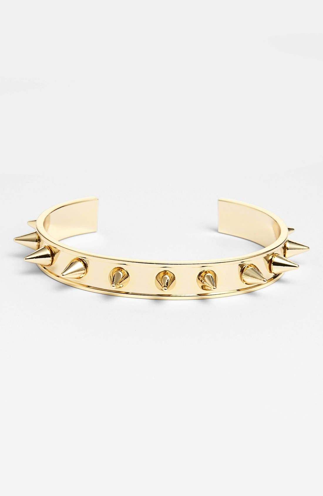 Main Image - Metal Haven by KENDALL + KYLIE Spike Cuff (Juniors) (Nordstrom Exclusive)