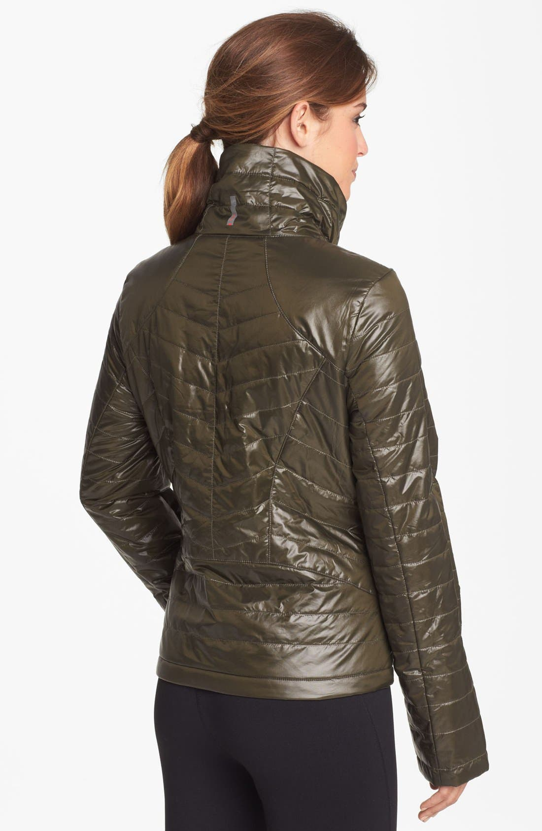 Alternate Image 2  - Zella 'Featherweight' Quilted Jacket