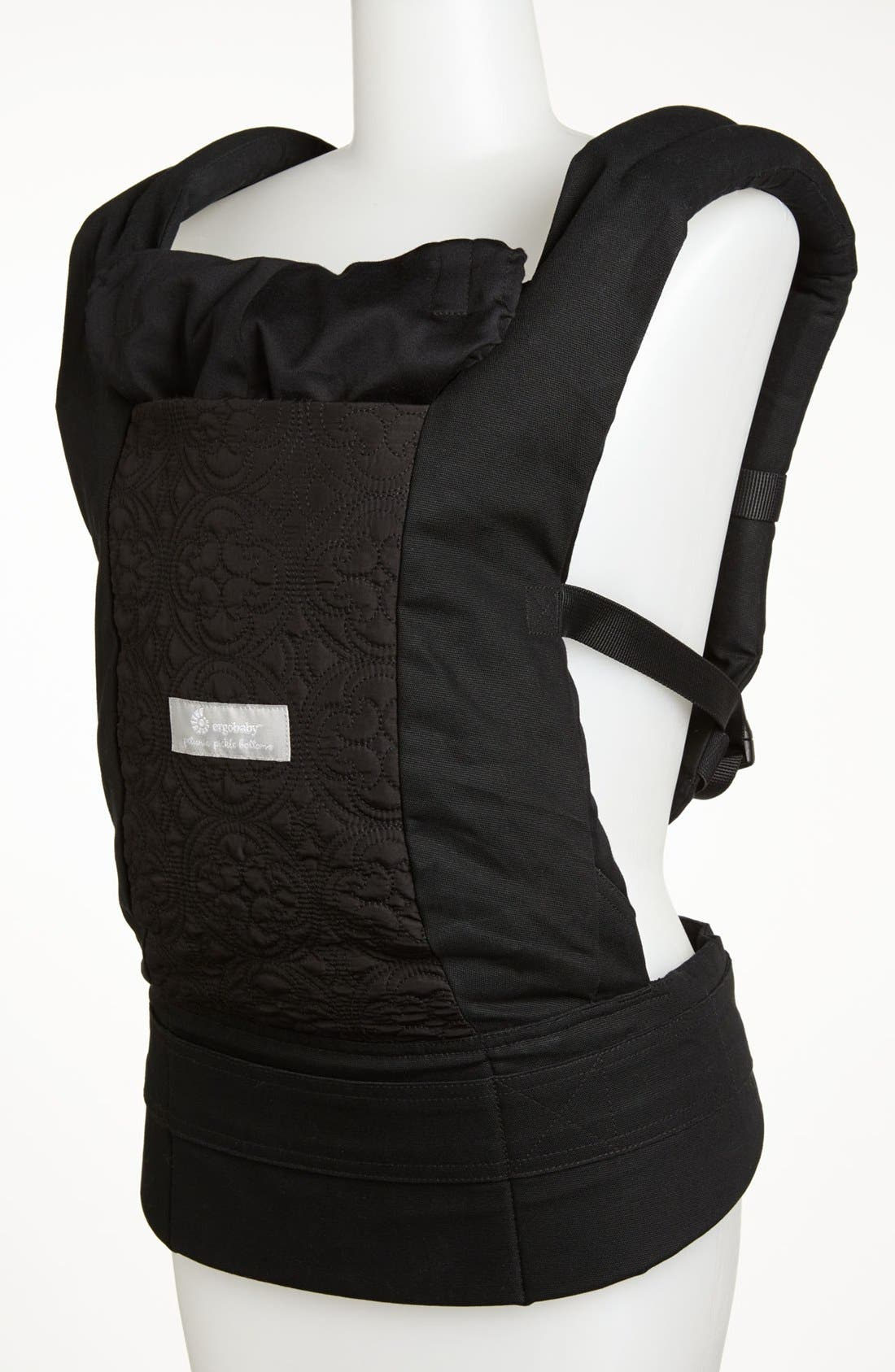Alternate Image 1 Selected - ERGObaby Baby Carrier with Petunia Pickle Bottom Print (Nordstrom Exclusive)
