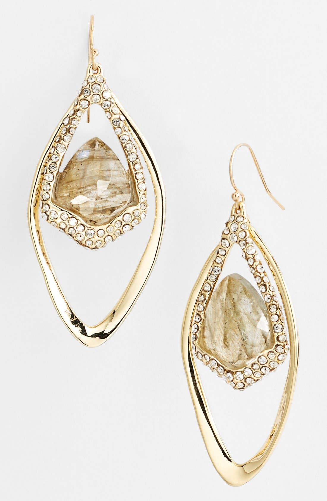 Alternate Image 1 Selected - Alexis Bittar 'Miss Havisham' Orbiting Drop Earrings