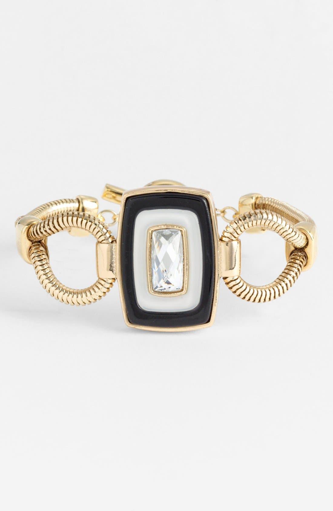 Main Image - Anne Klein Statement Bracelet