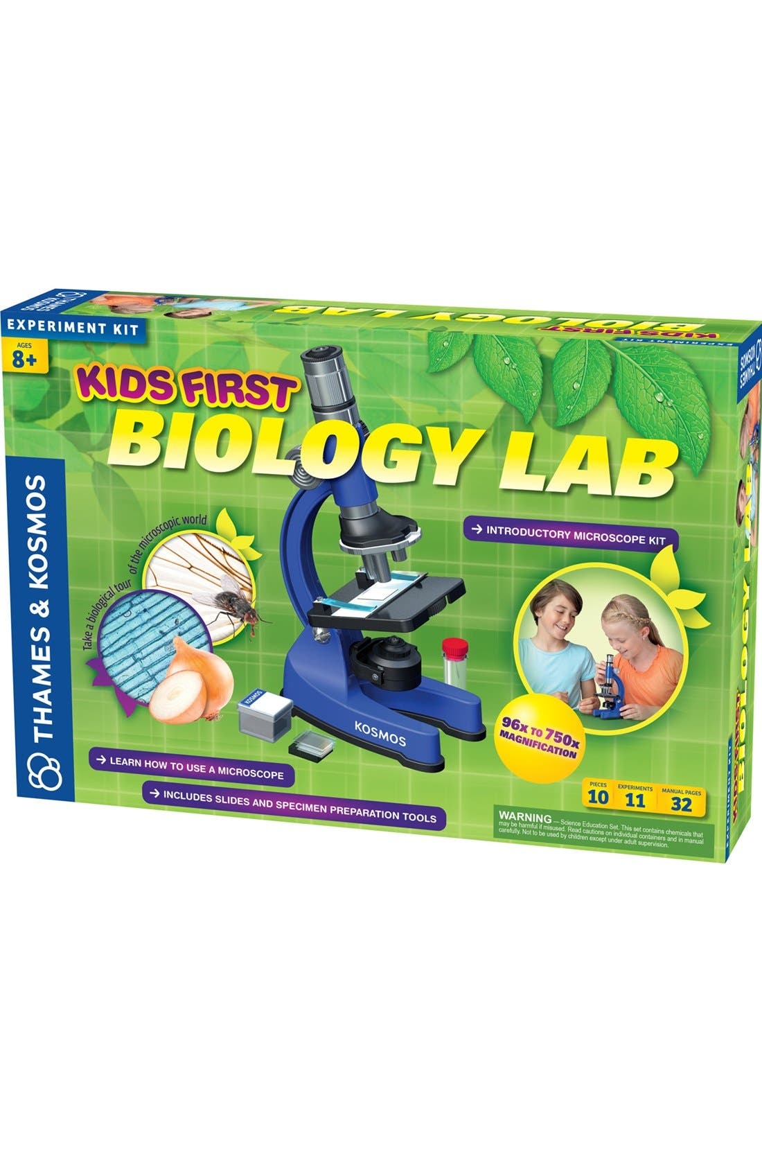 Alternate Image 2  - Thames & Kosmos 'Kids First Biology Lab'