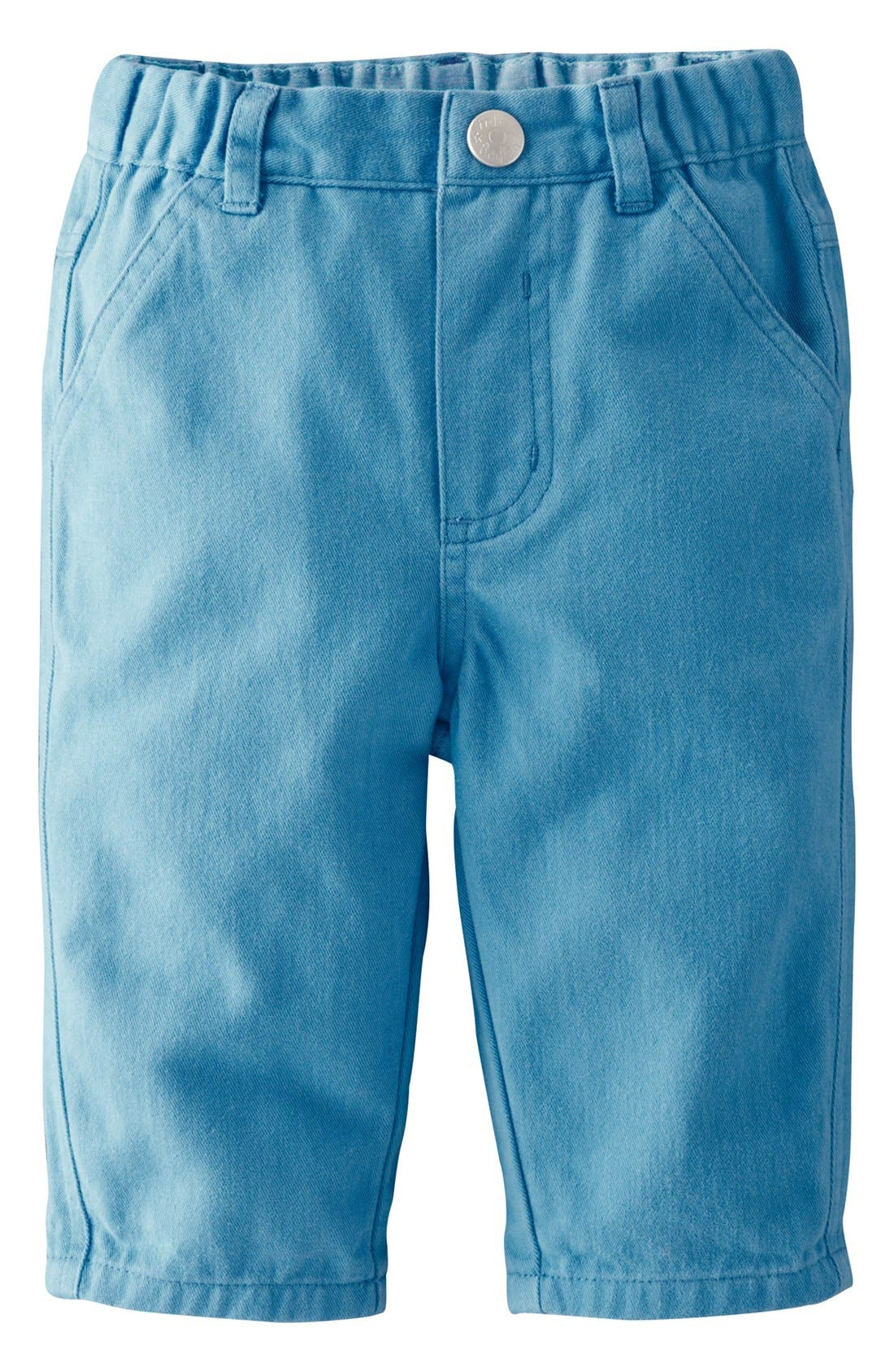 Alternate Image 1 Selected - Mini Boden Chinos (Baby Boys)