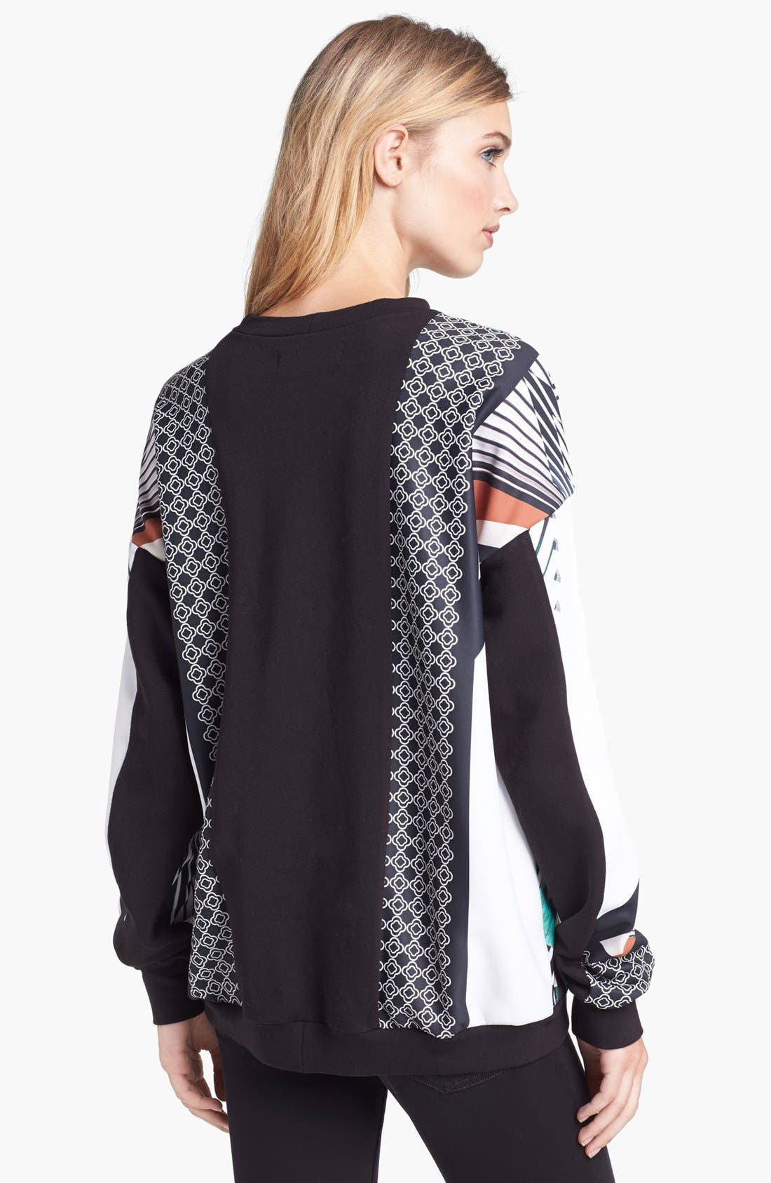 Alternate Image 2  - Clover Canyon 'Accordion' Sweatshirt