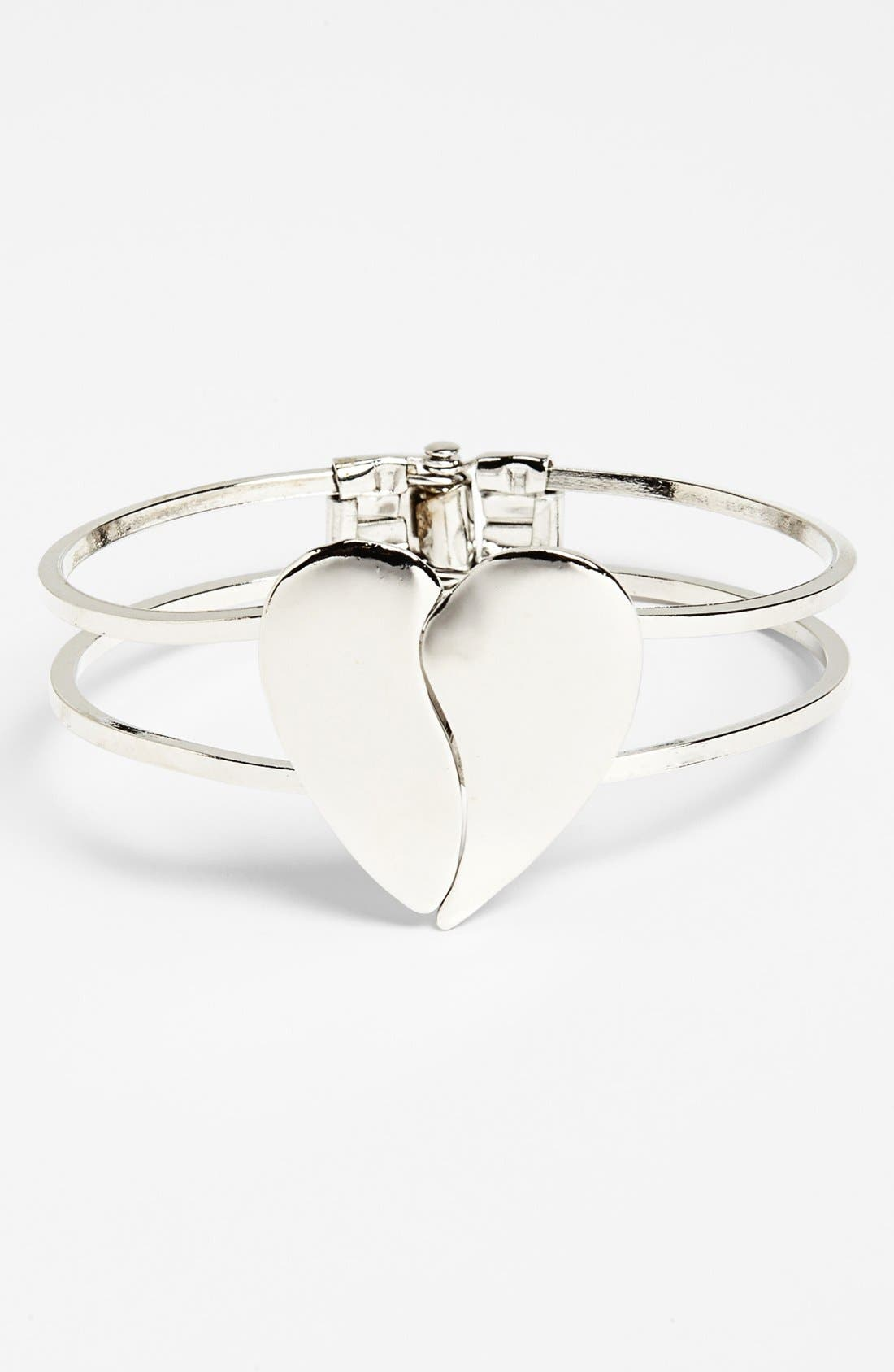 Alternate Image 1 Selected - BP. 'Broken Heart' Bangle (Juniors)