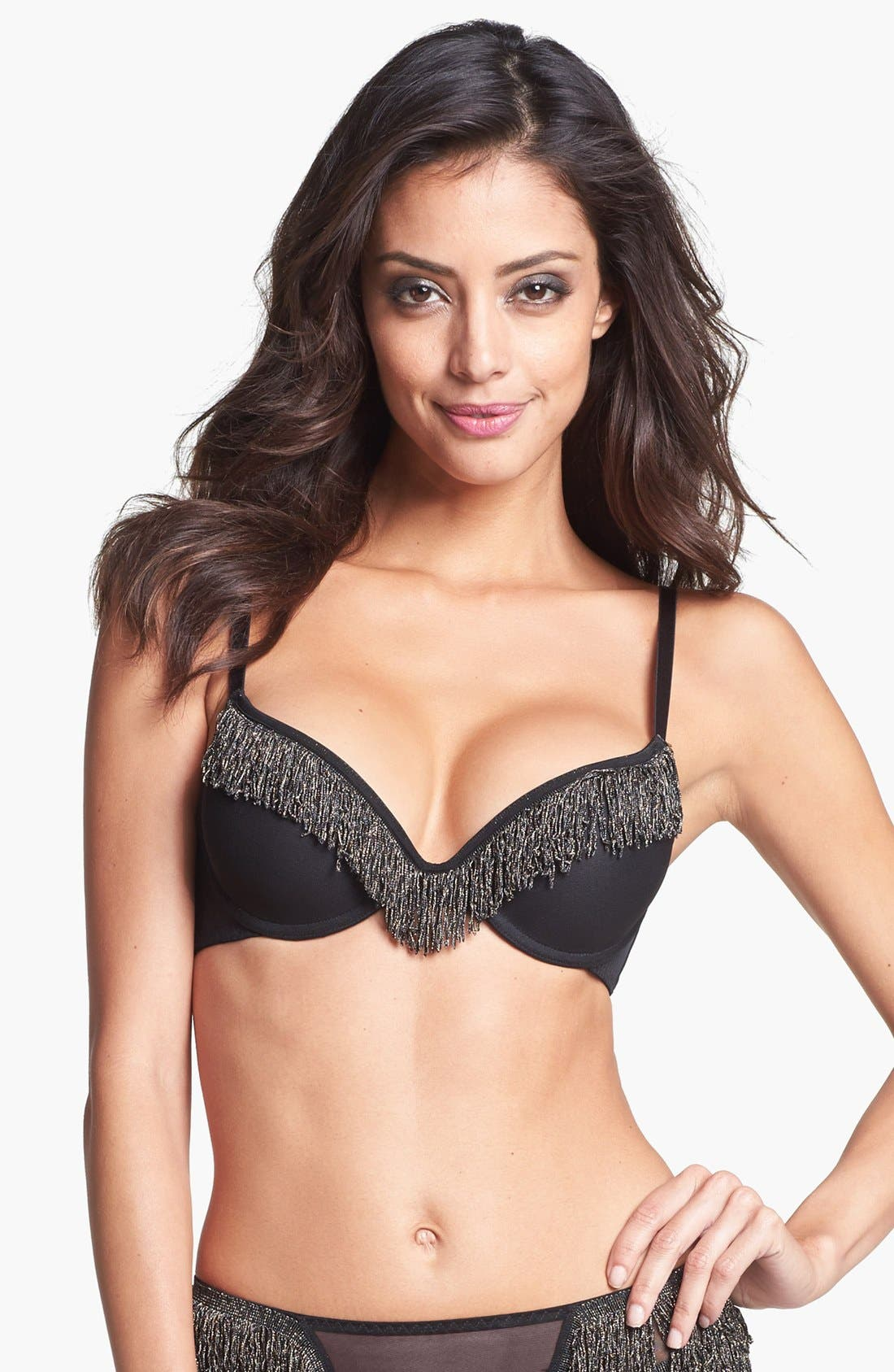 Alternate Image 1 Selected - L'Agent by Agent Provocateur 'Zanita' Underwire Plunge Bra
