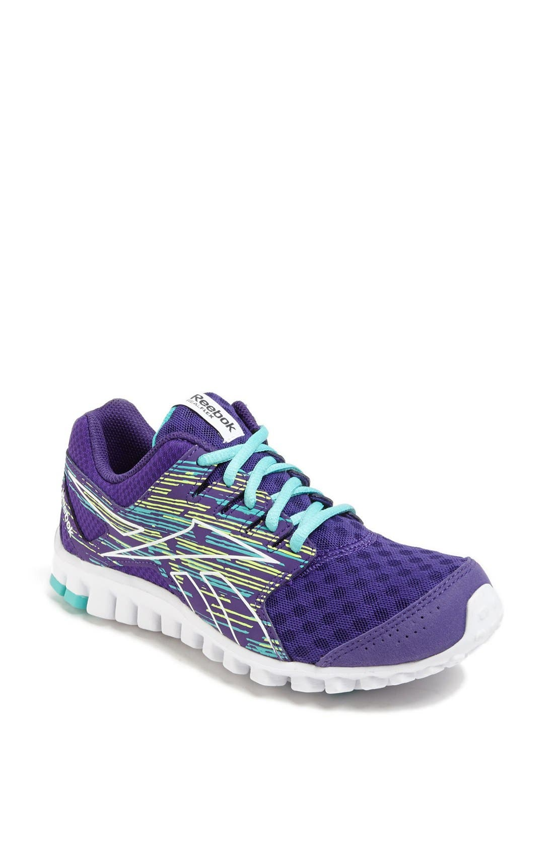 Alternate Image 1 Selected - Reebok 'RealFlex Scream 3.0' Running Shoe (Women)