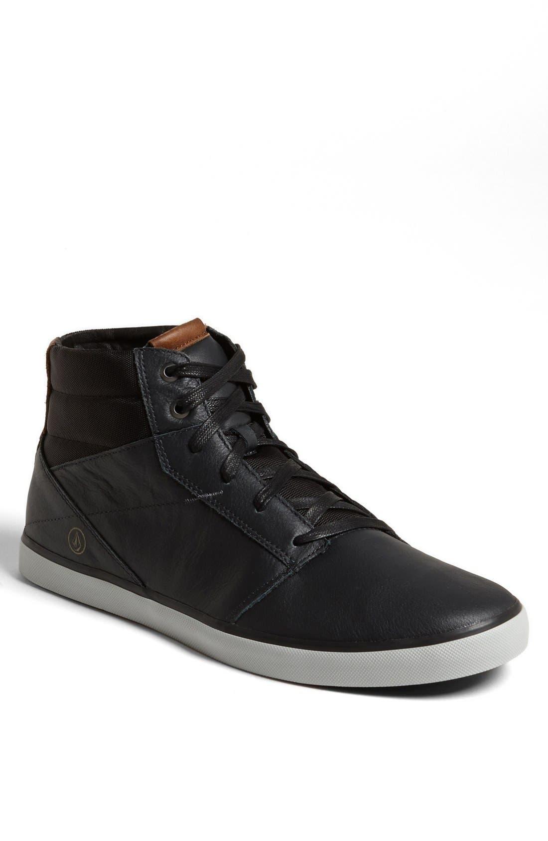 Alternate Image 1 Selected - Volcom 'Grimm' High Top Sneaker