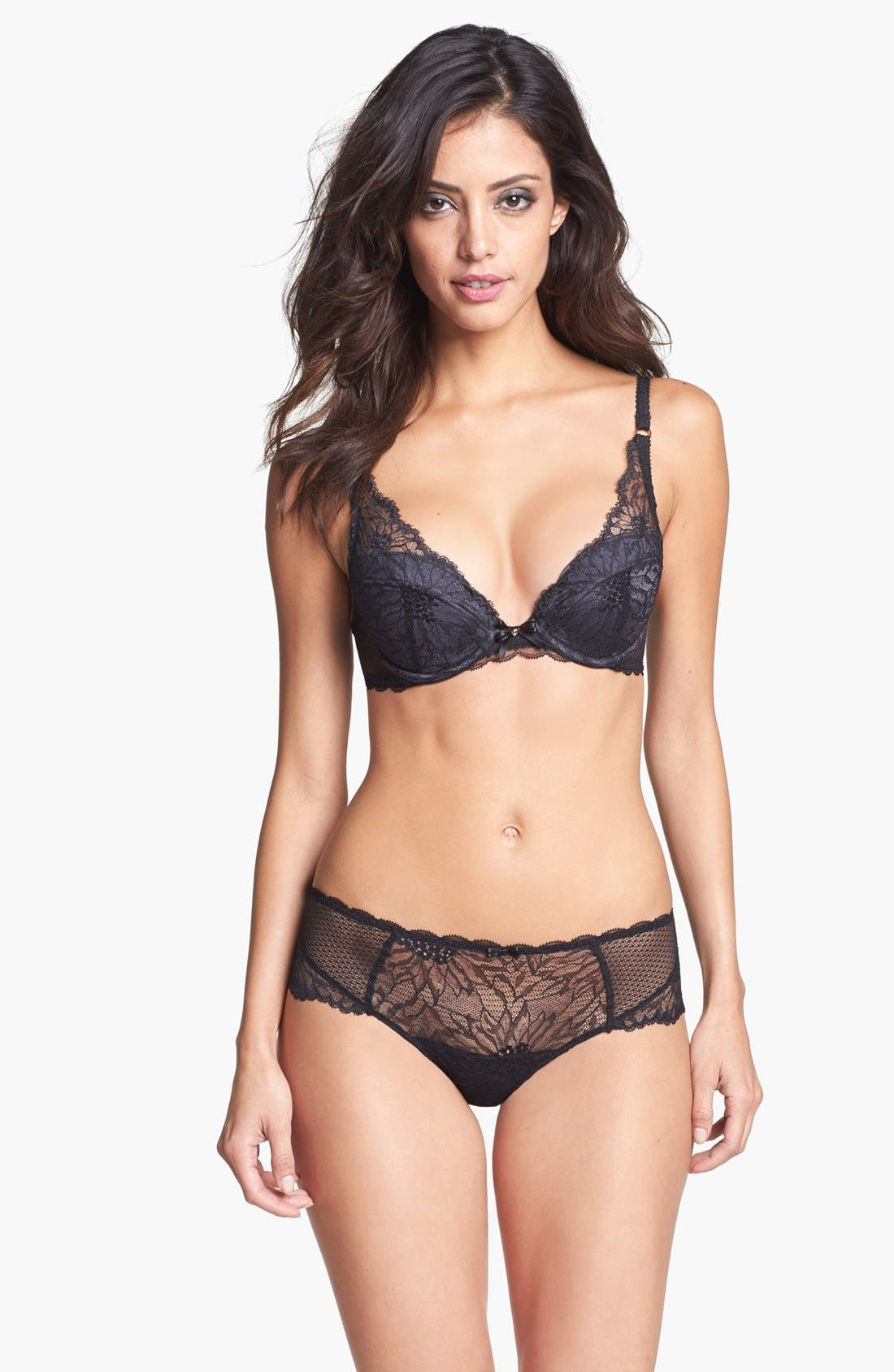 Alternate Image 4  - Chantelle Intimates 'Opera' Underwire Push-Up Bra
