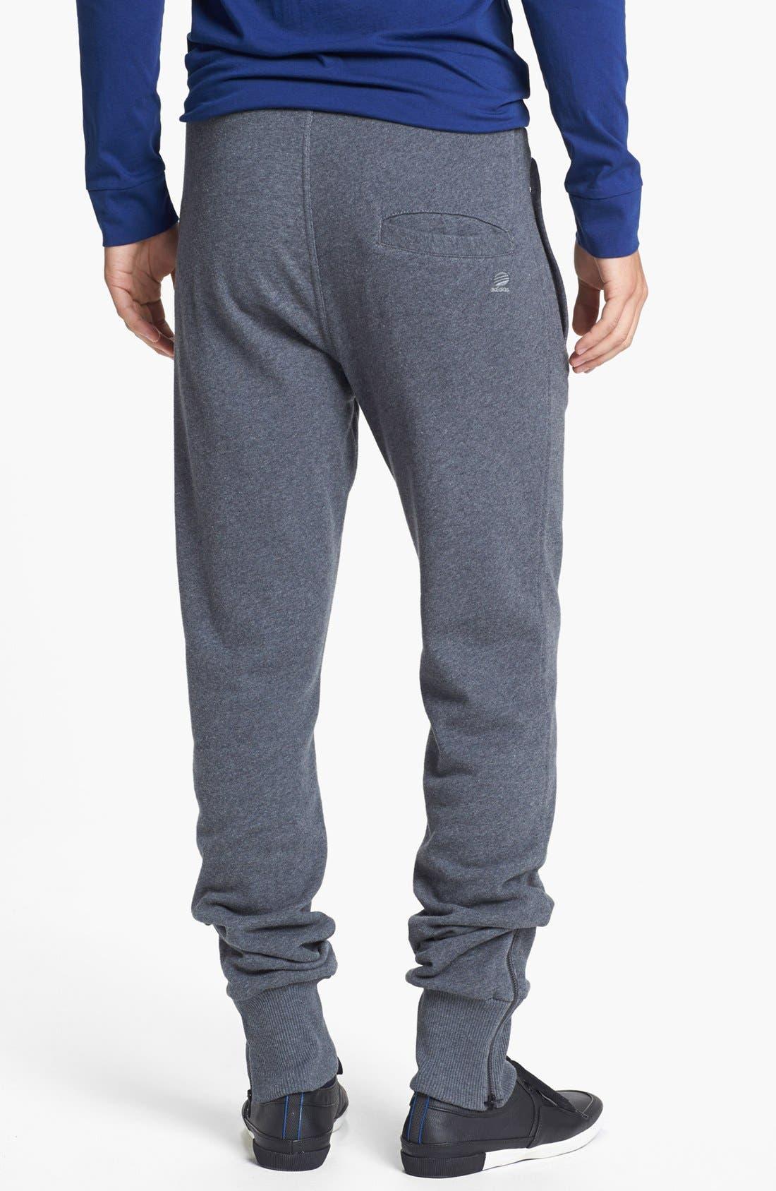 Alternate Image 2  - adidas SLVR Slim Fit Pants