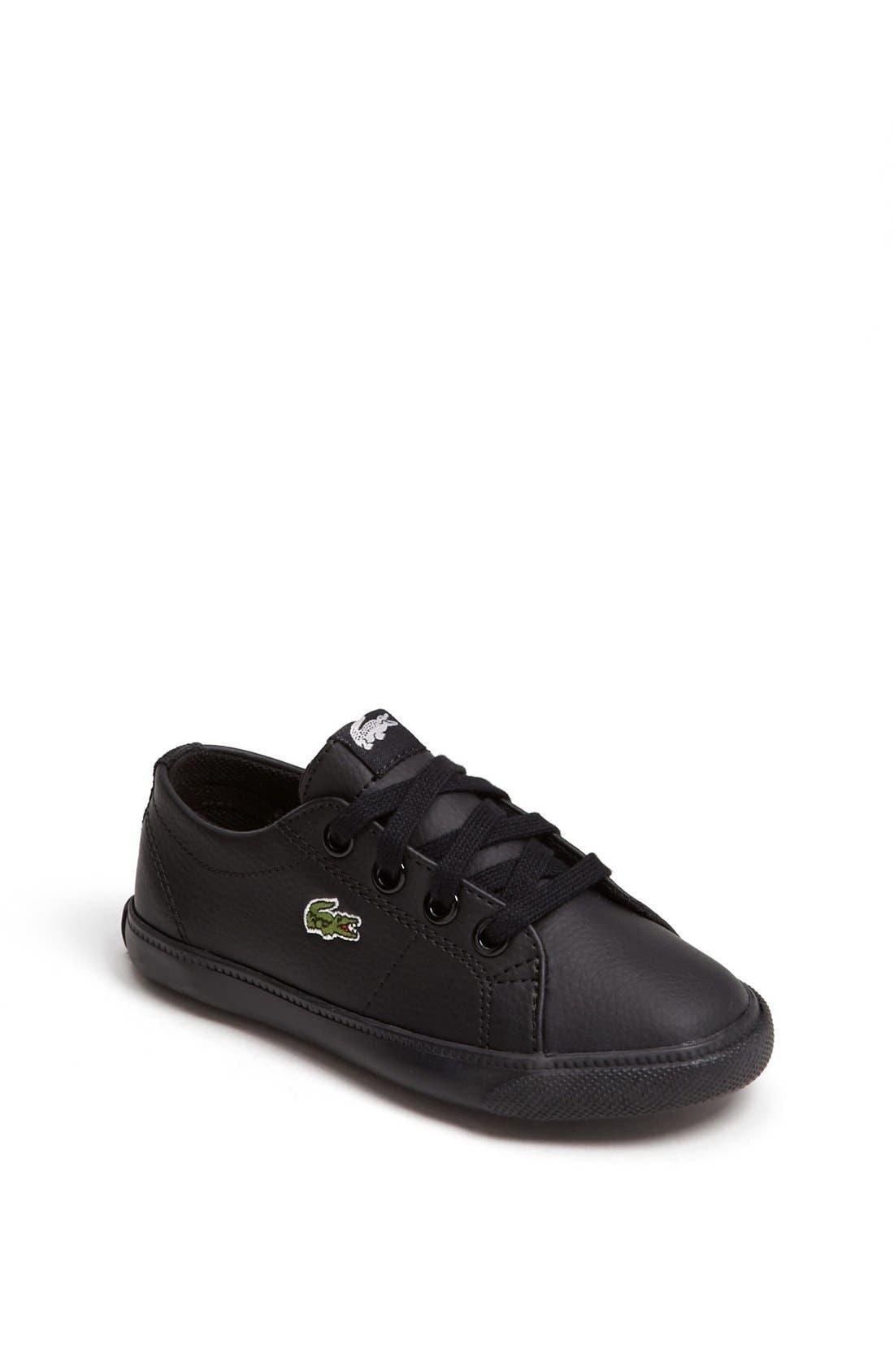 Main Image - Lacoste 'Marcel' Sneaker (Baby, Walker & Toddler)