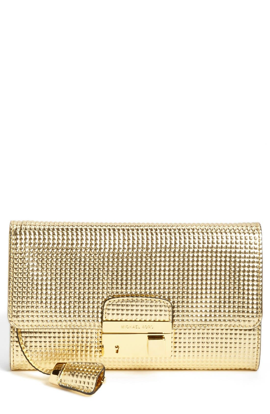 Alternate Image 1 Selected - Michael Kors 'Gia' Clutch