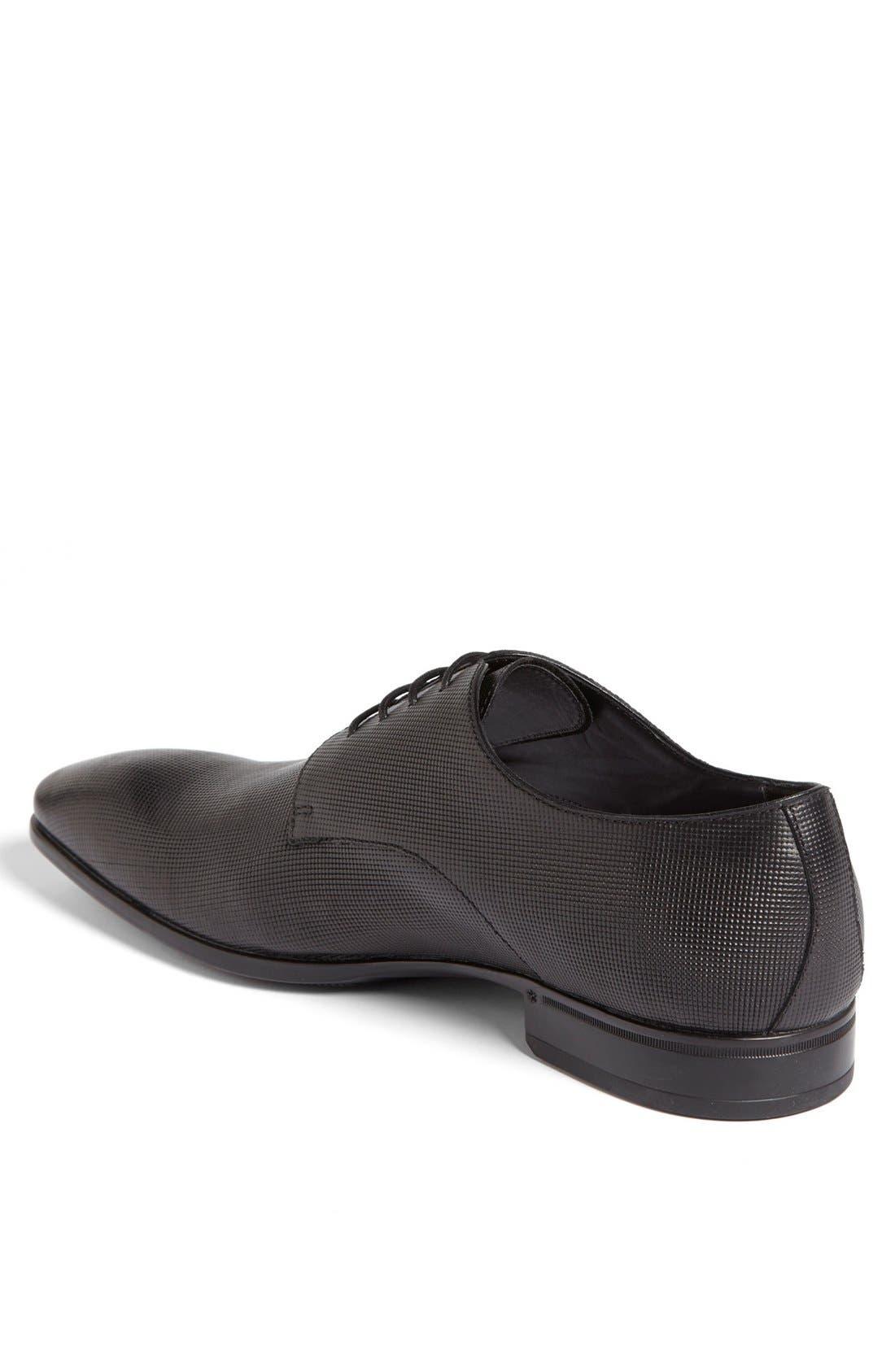 Alternate Image 2  - BOSS 'Vareb' Plain Toe Oxford (Men)