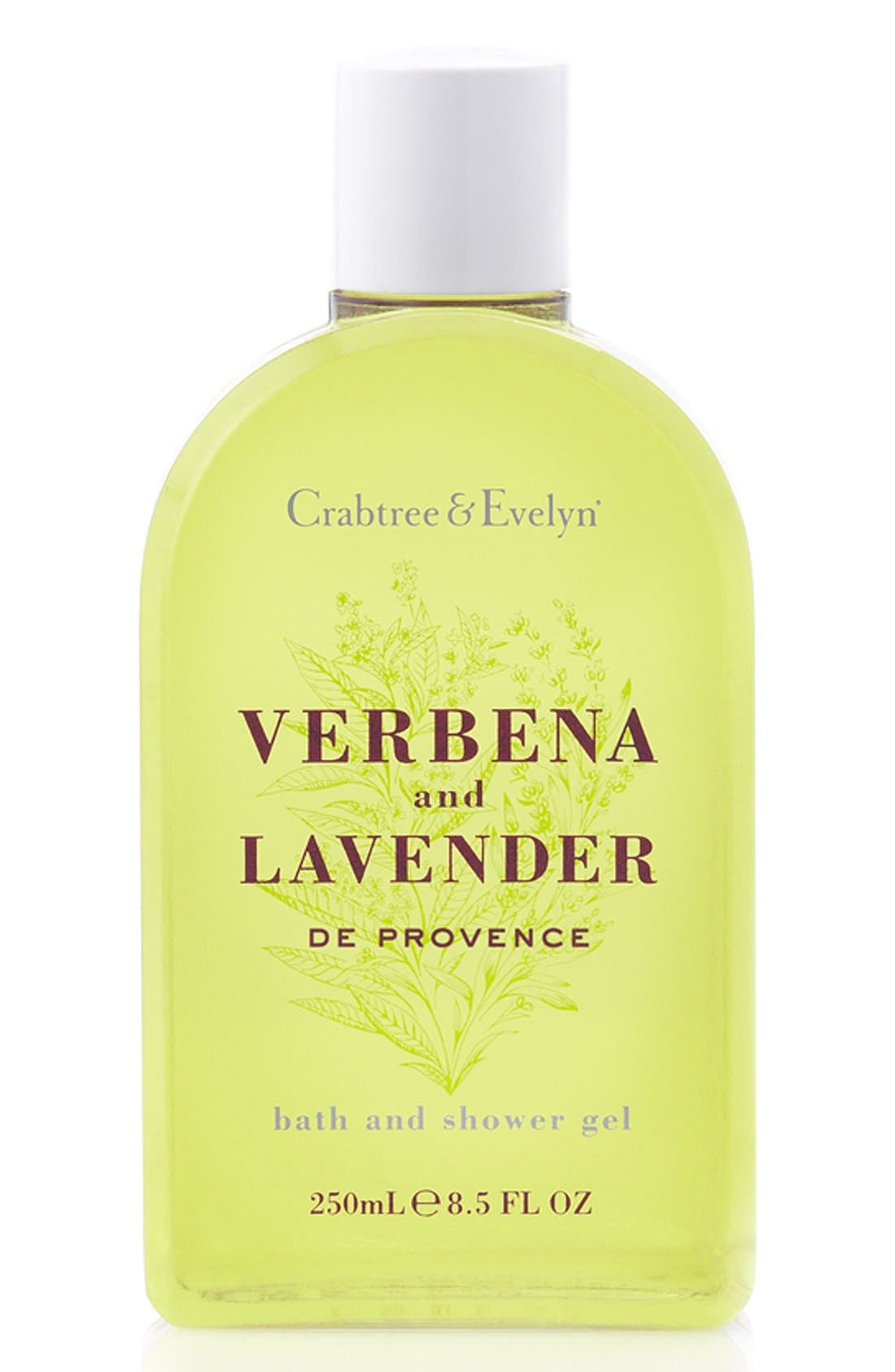 Crabtree & Evelyn 'Verbena & Lavender de Provence' Bath and Shower Gel (Nordstrom Exclusive)