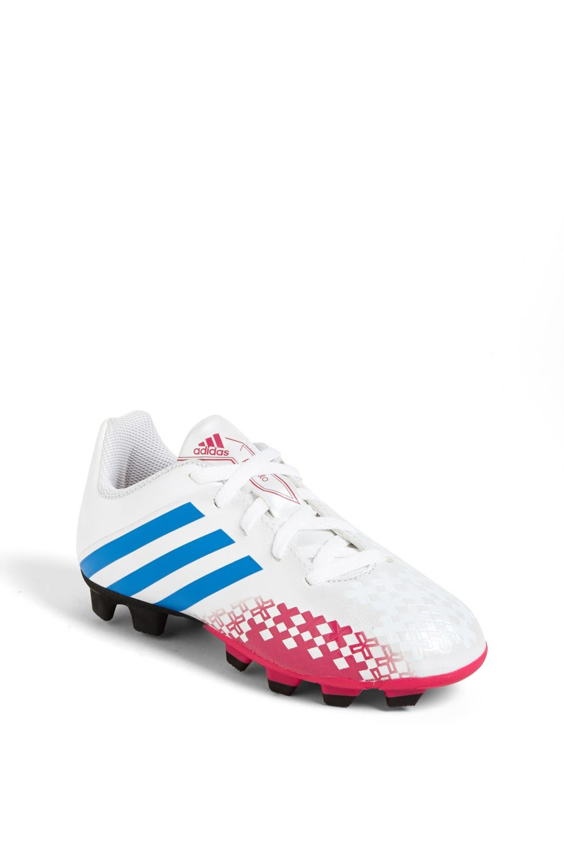 Alternate Image 1 Selected - adidas 'Predito LZ TRX FG' Soccer Cleat (Toddler, Little Kid & Big Kid)