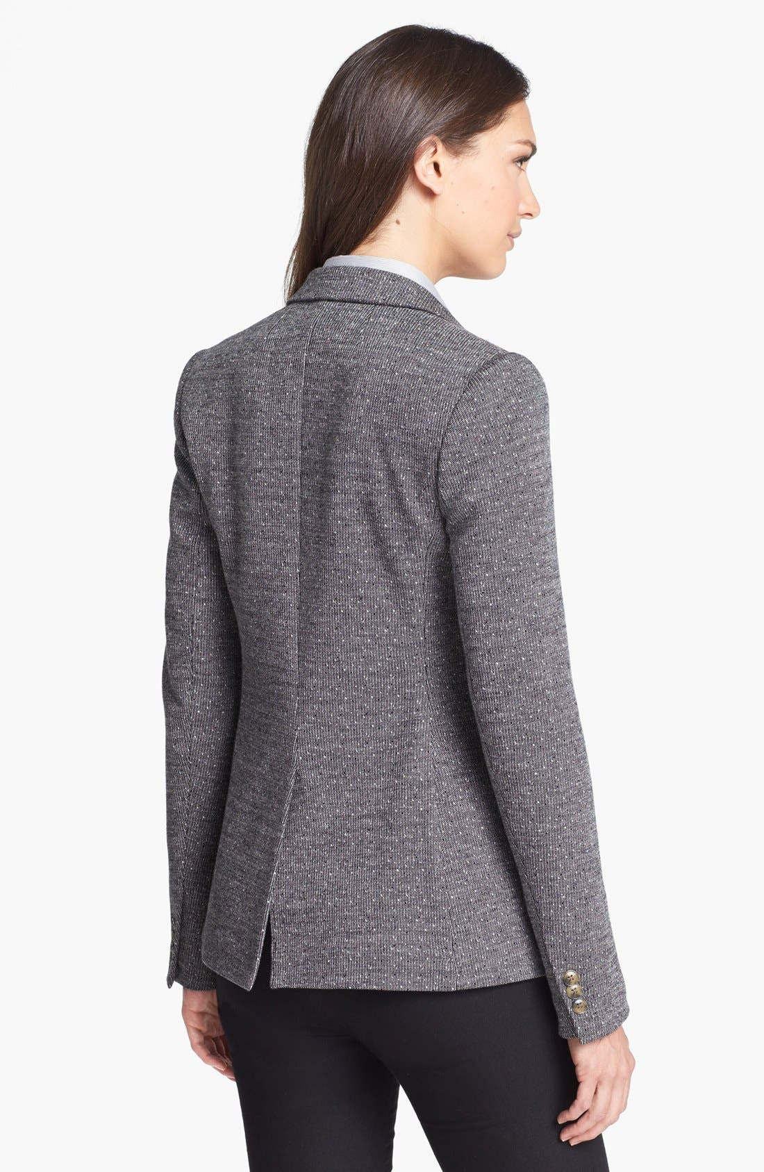 Alternate Image 2  - Theory 'Dancey' Knit Blazer