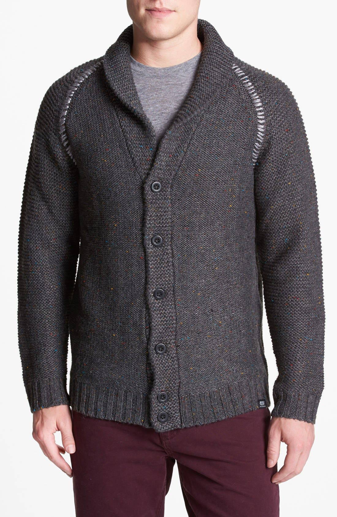 Alternate Image 1 Selected - 55DSL 'Kexico' Shawl Cardigan