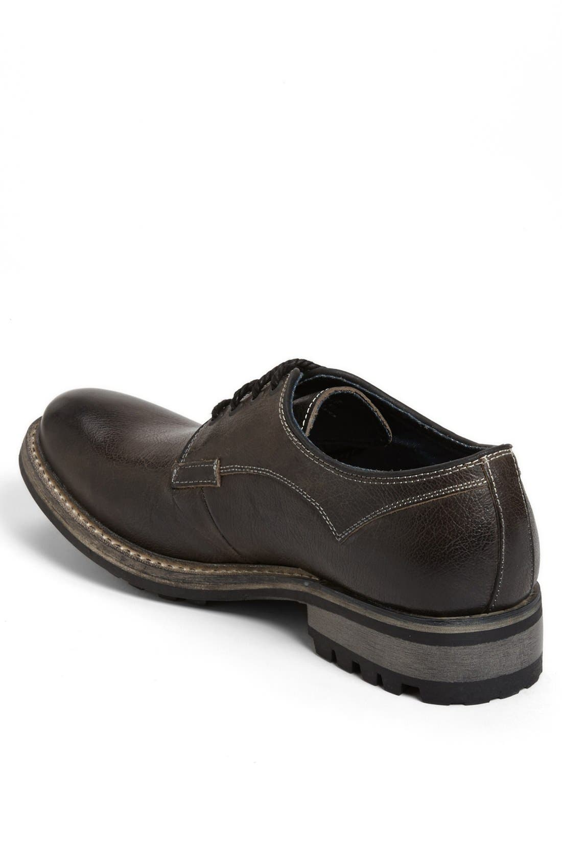 Alternate Image 2  - Kenneth Cole Reaction 'Court Less-Ter' Plain Toe Derby