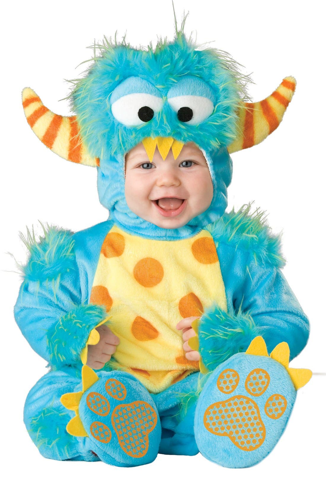 Alternate Image 1 Selected - InCharacter Costumes Plush Lil' Monster (Baby)