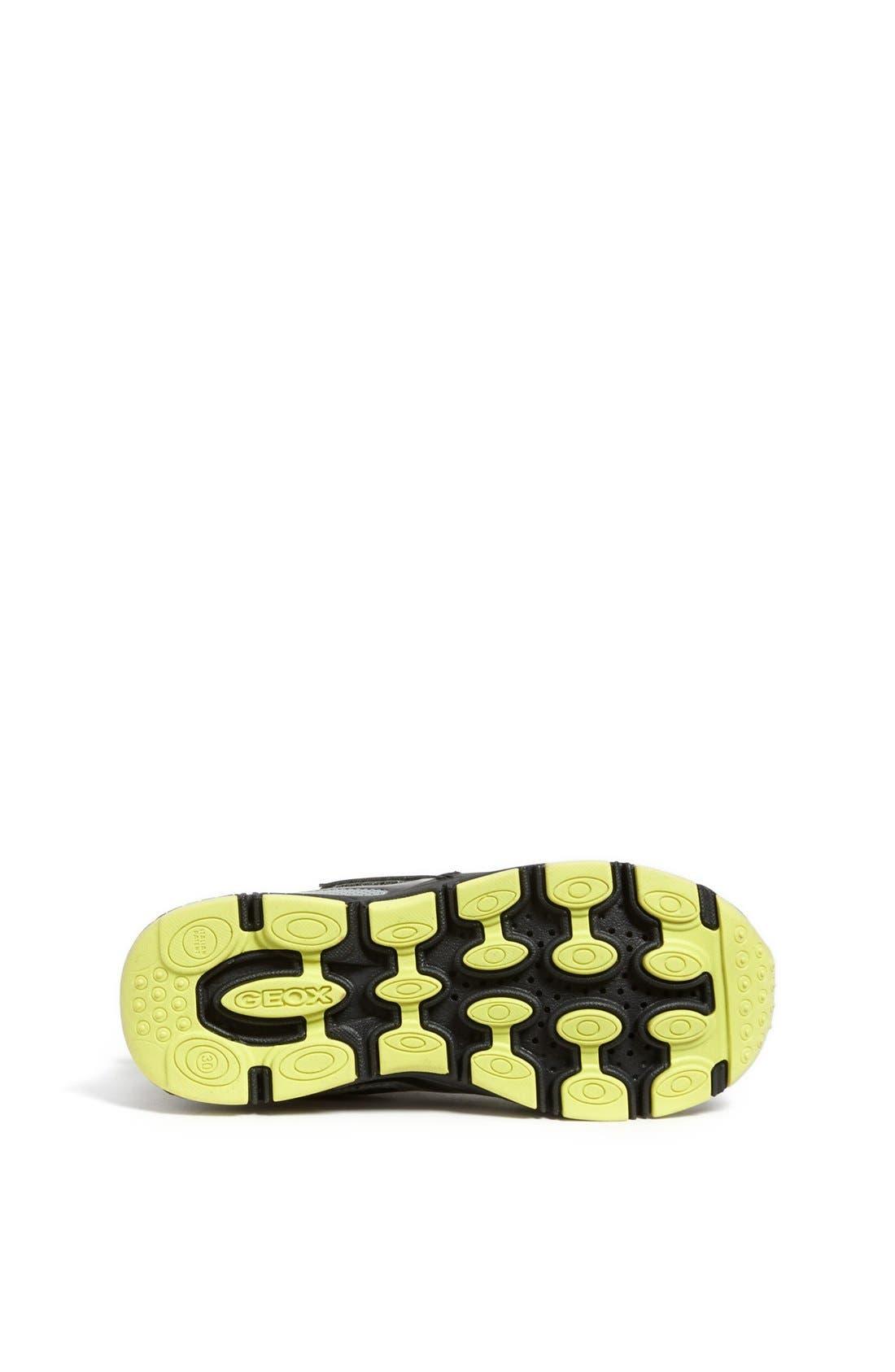 Alternate Image 4  - Geox 'Torque 4' Sneaker (Toddler, Little Kid & Big Kid)