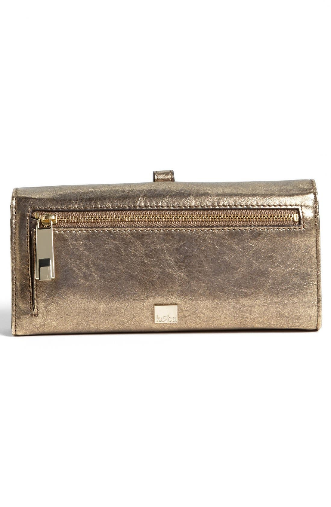 Alternate Image 4  - Kooba Trifold Wallet
