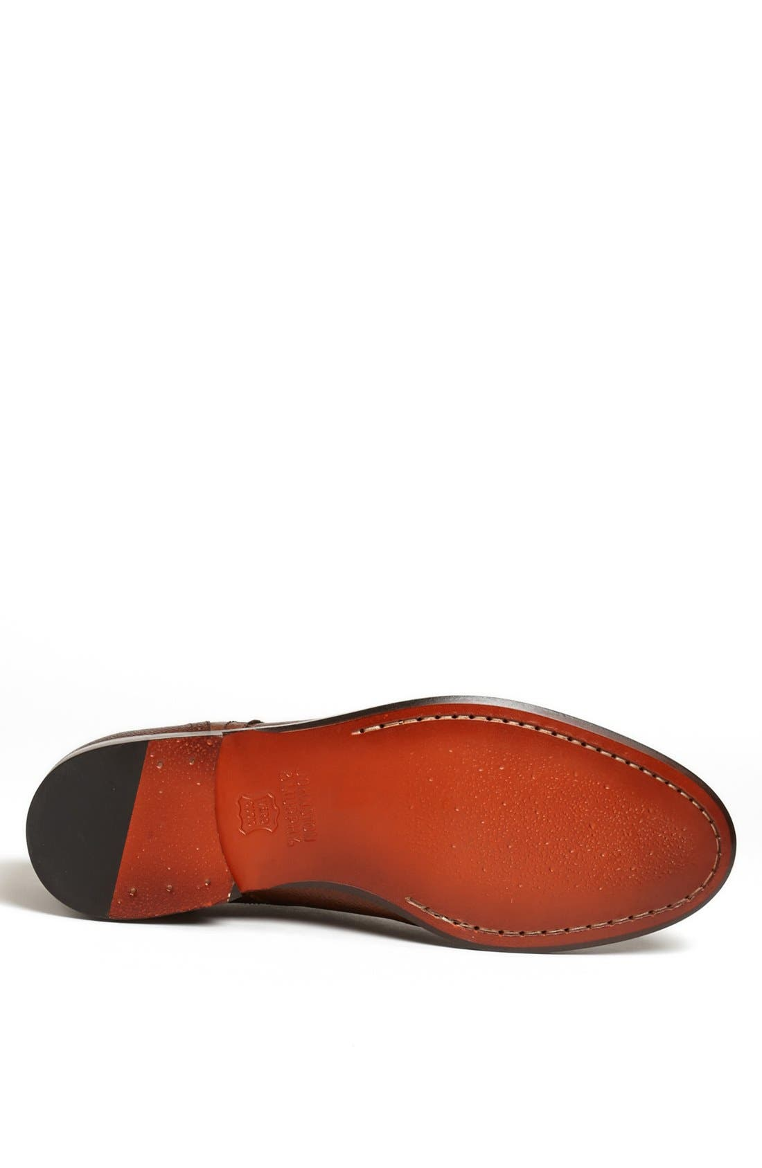 Alternate Image 4  - Johnston & Murphy 'Clayton' Double Monk Slip-On (Online Only)