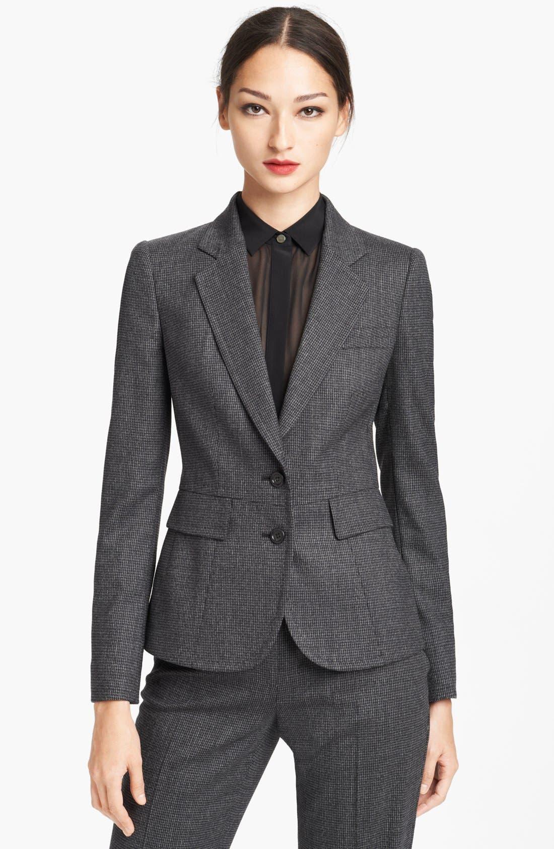 Alternate Image 1 Selected - Dolce&Gabbana Houndstooth Jacket