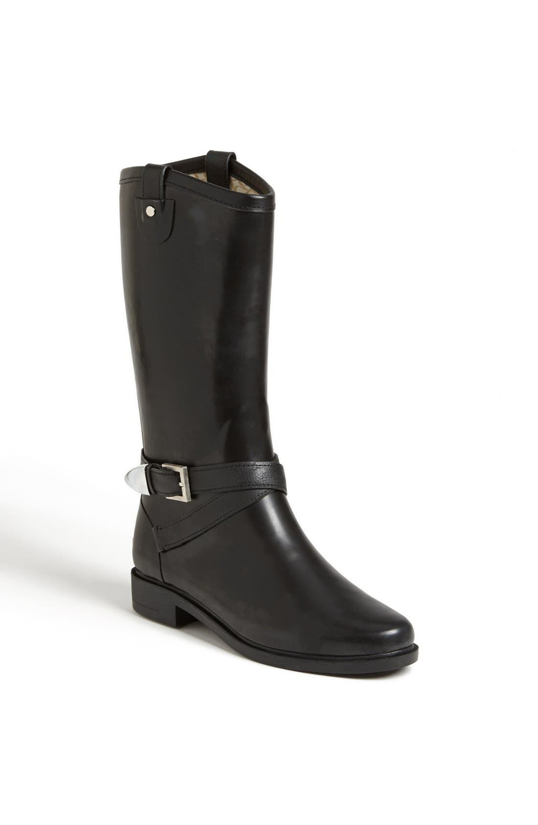 Alternate Image 1 Selected - Chooka 'Lorum Strap' Rain Boot (Women)