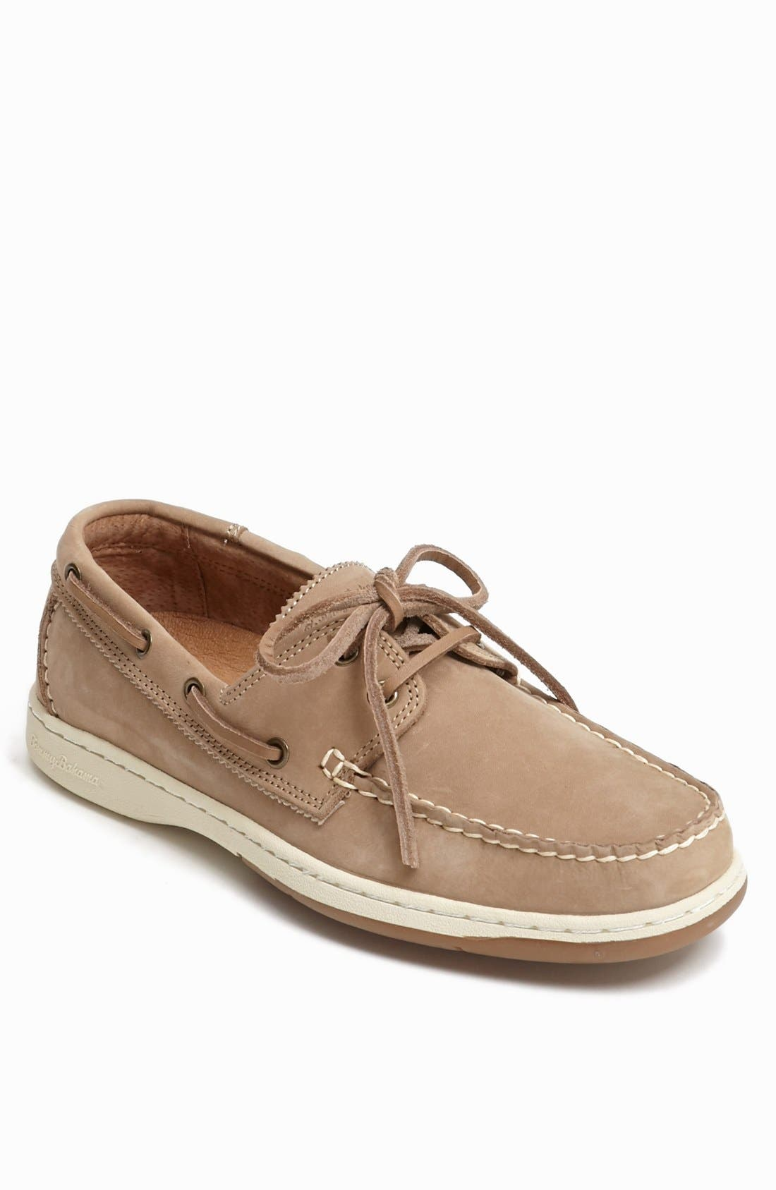 Alternate Image 1 Selected - Tommy Bahama 'Arlington' Boat Shoe