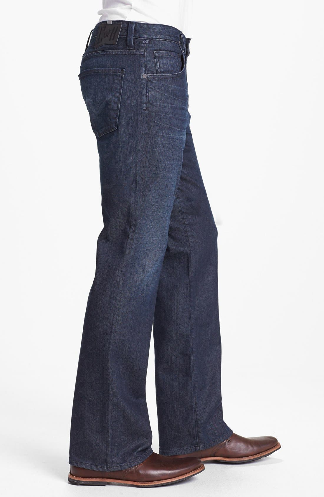 Alternate Image 3  - Citizens of Humanity Bootcut Jeans (Alvin)
