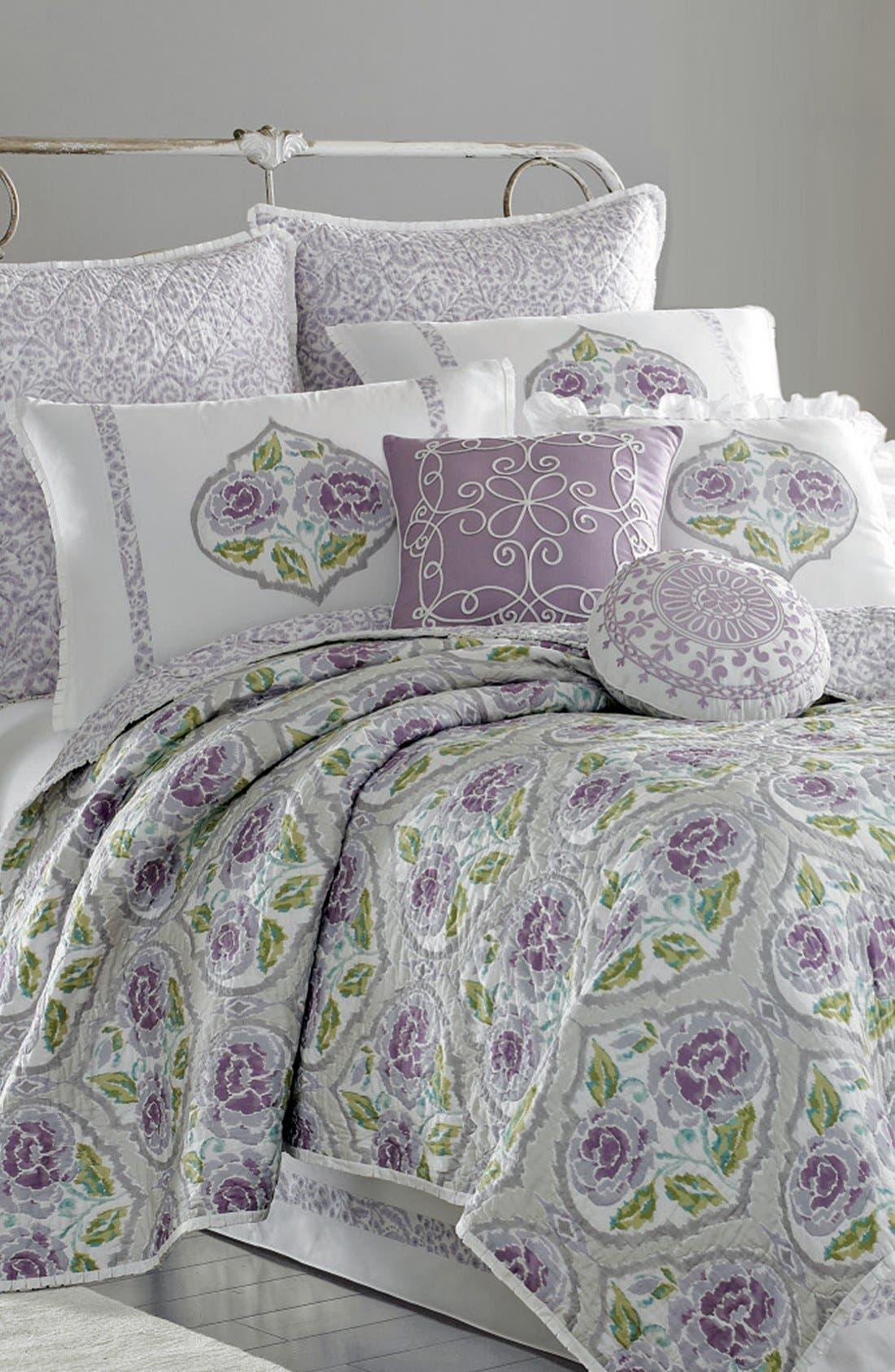 Alternate Image 1 Selected - Dena Home 'French Lavender' Quilt