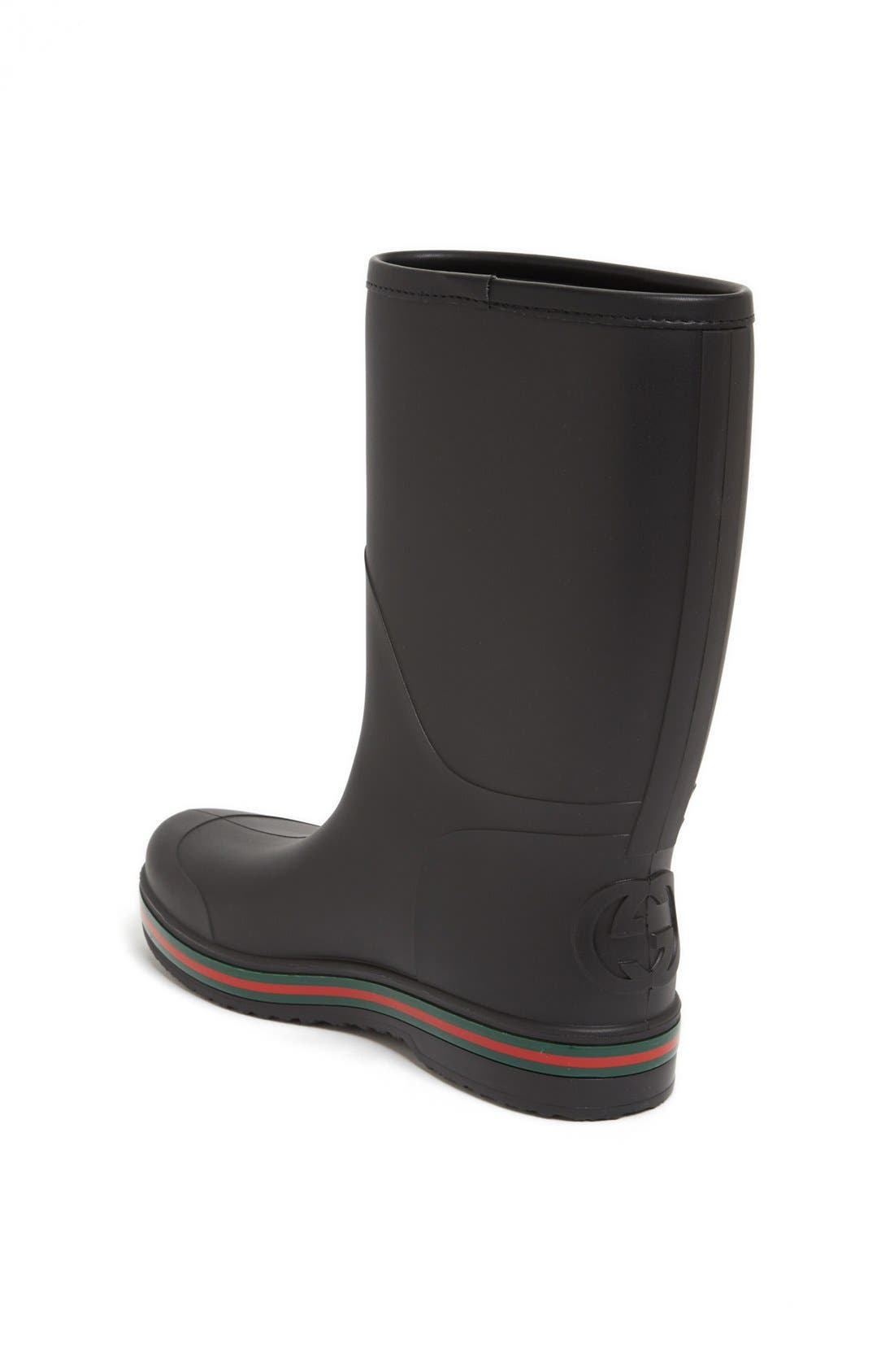 Alternate Image 2  - Gucci 'Brest' Rain Boot