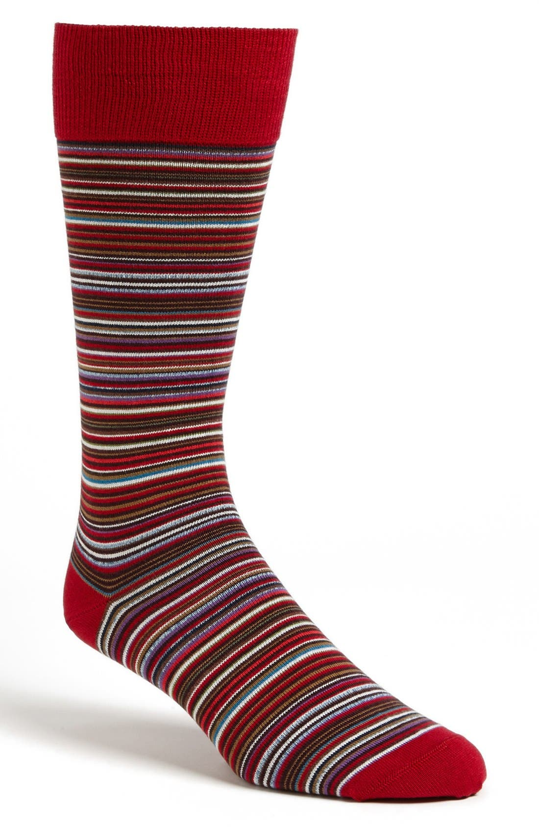 Main Image - Paul Smith Stripe Socks