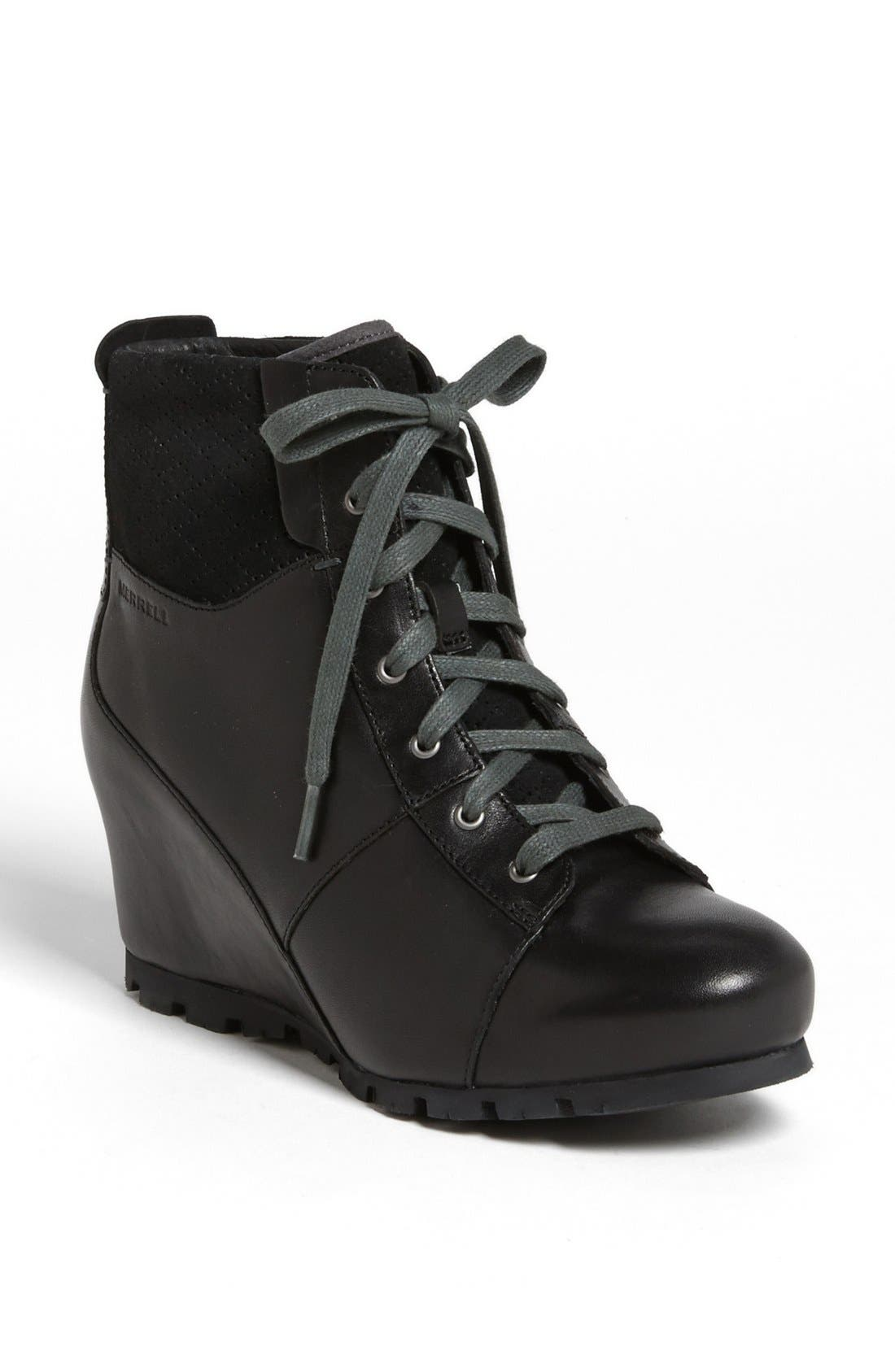 Alternate Image 1 Selected - Merrell 'Wedgetarian Lexi' Boot