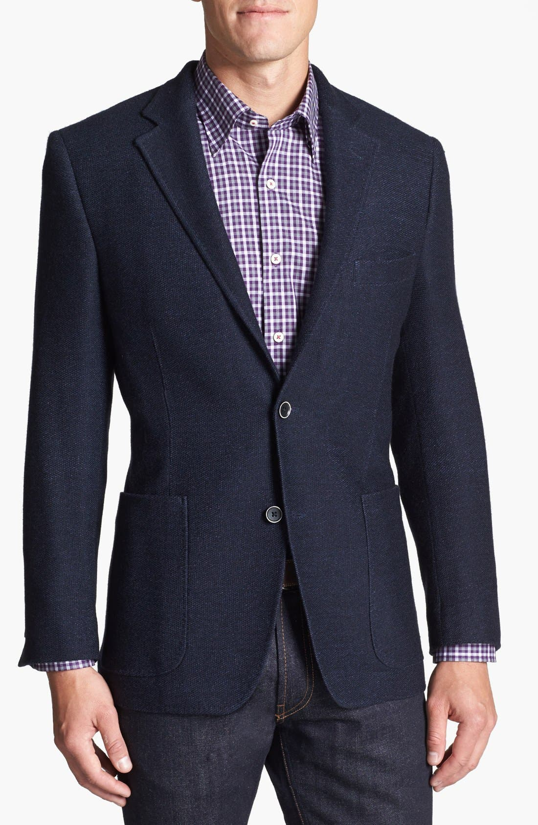 Alternate Image 1 Selected - Ibiza 'Remo' Wool Sportcoat