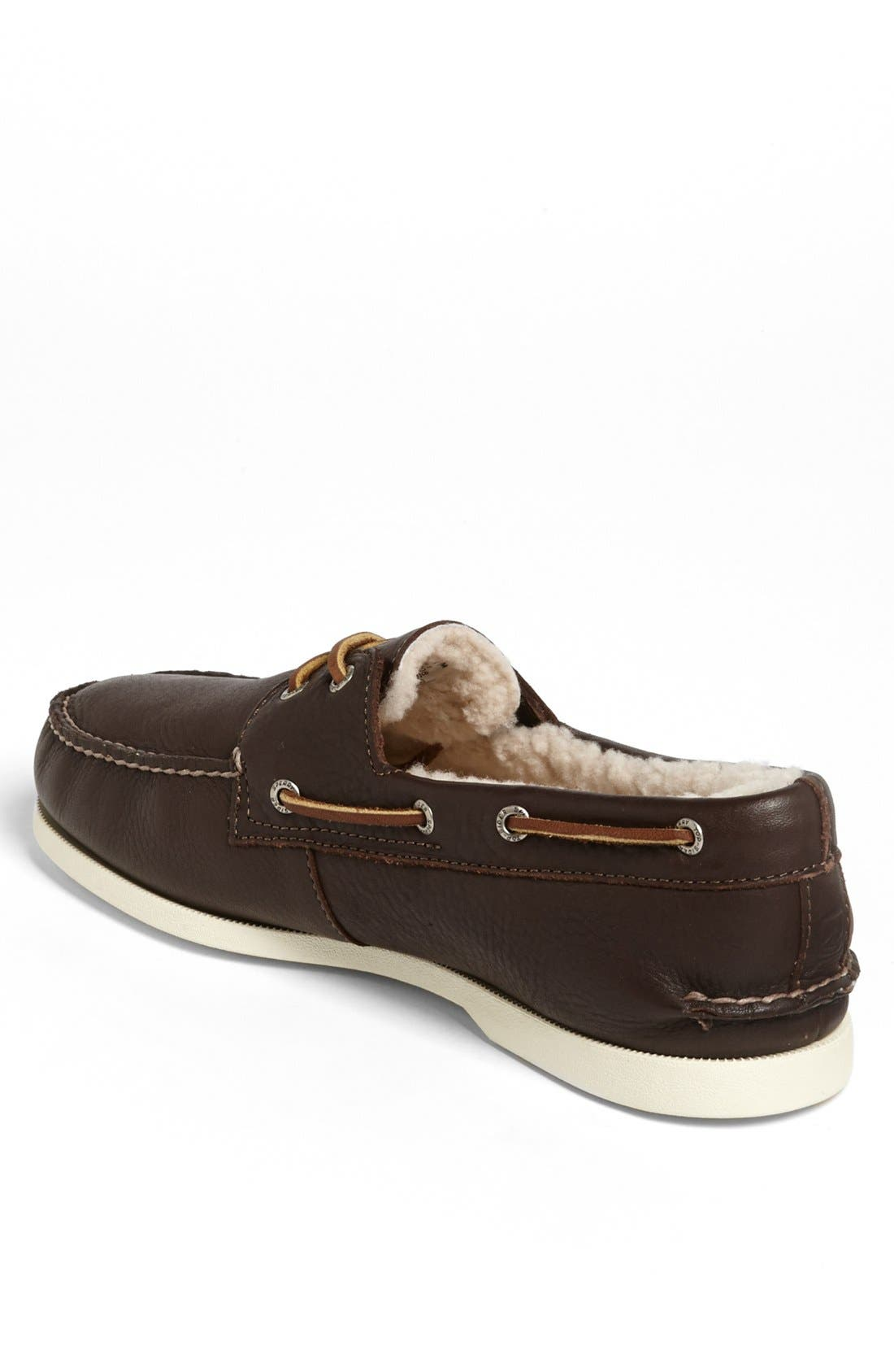 Alternate Image 2  - Sperry Top-Sider® 'Authentic Original - Winter' Boat Shoe