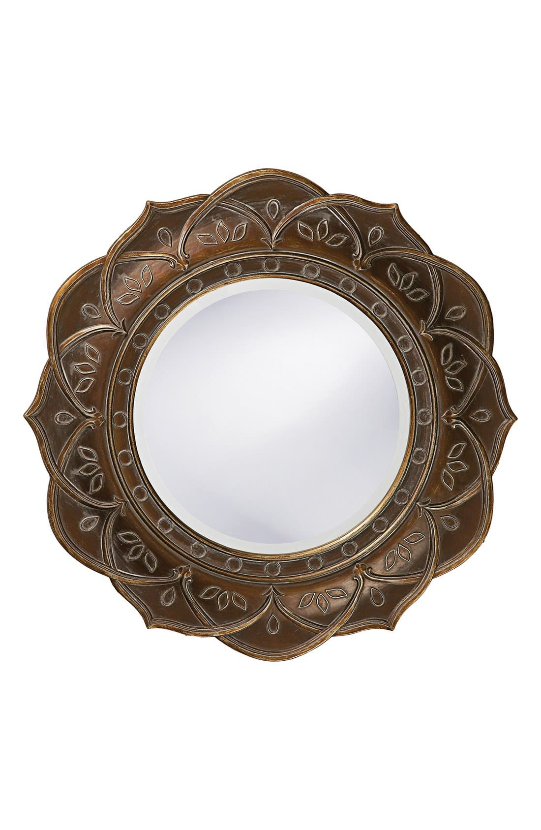 Alternate Image 1 Selected - Howard Elliott Collection 'Erica' Mirror